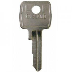 Lowe and Fletcher LF4 Cabinet Keys