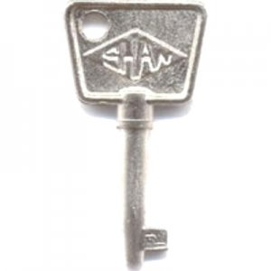 Shaw Window Keys