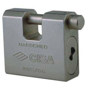 Sliding Shackle Padlock