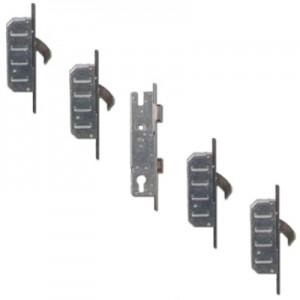 Multi point locking
