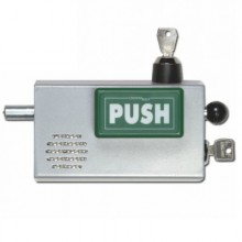 Cooper Emergency Bolt 103 with Push Pad