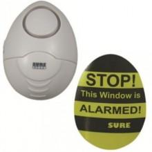 Window Alarm Glass Guard Premium Window Shock Vibration Alarm