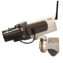 Secuteck Dummy CCTV Camera