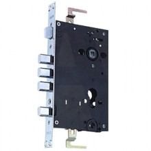 Hooply Lever Operated Latch 4 Deadbolt Centre Case