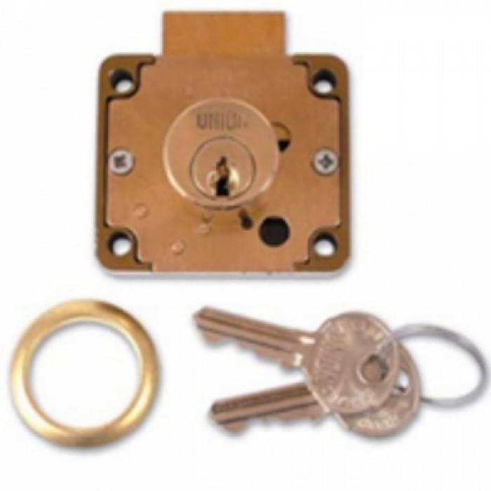 Union 4006 cylinder drawer lock