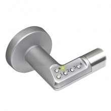 union digital locking handle. Black Bedroom Furniture Sets. Home Design Ideas