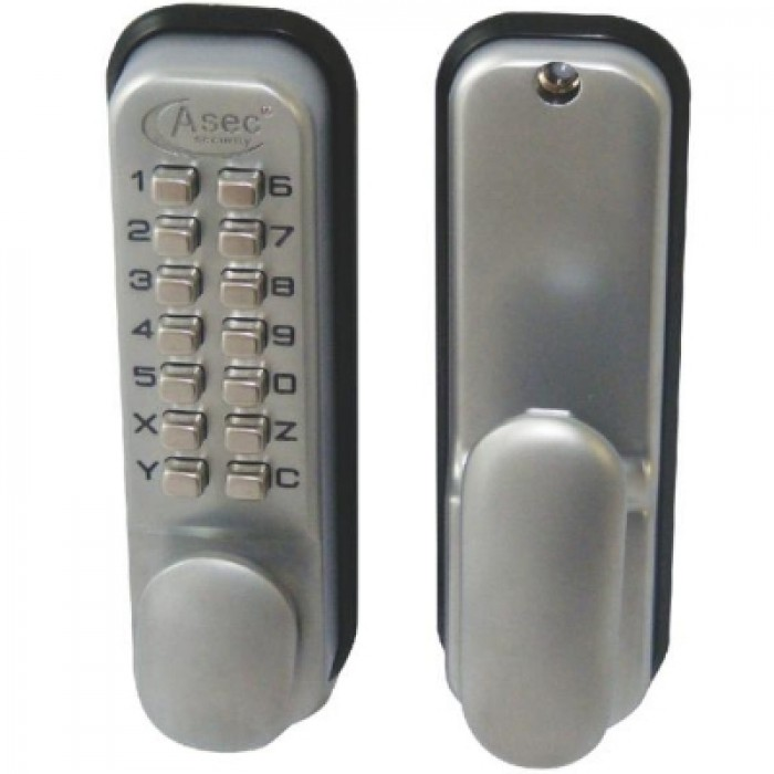 Asec As2300 Digital Push Button Lock