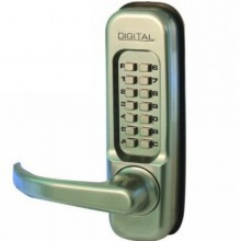 Lockey 1150 Lever Handle Digital Lock