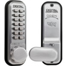 Lockey 2435 Digital Lock With Holdback