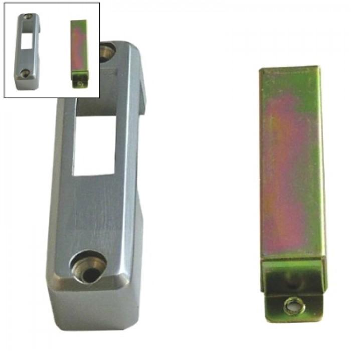 Digital Sliding Glass Door Lock: Rim Hook Bolt Digital Lock For Sliding Doors