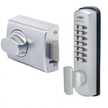 Lockwood DGT002 Digital Lock With Nightlatch