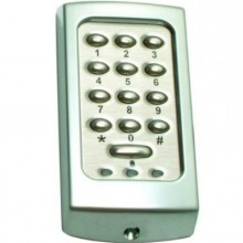 Compact Stainless Steel Keypads
