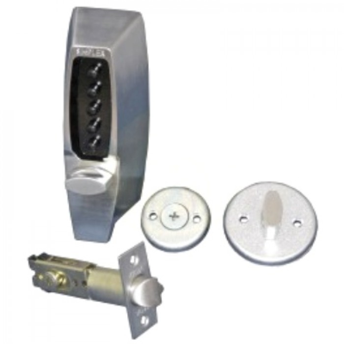 Kaba 7104 Digital Lock With Mortice Latch