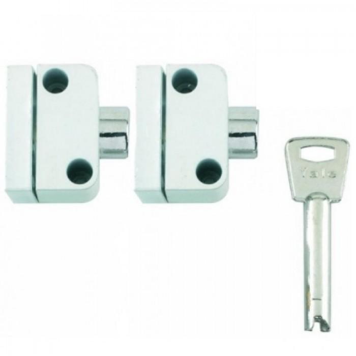 Chubb 8k102m Push To Lock Casement Window Lock