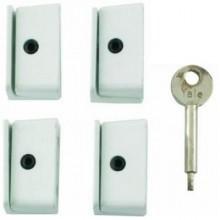 Chubb 8K109 Wooden Casement Window Lock