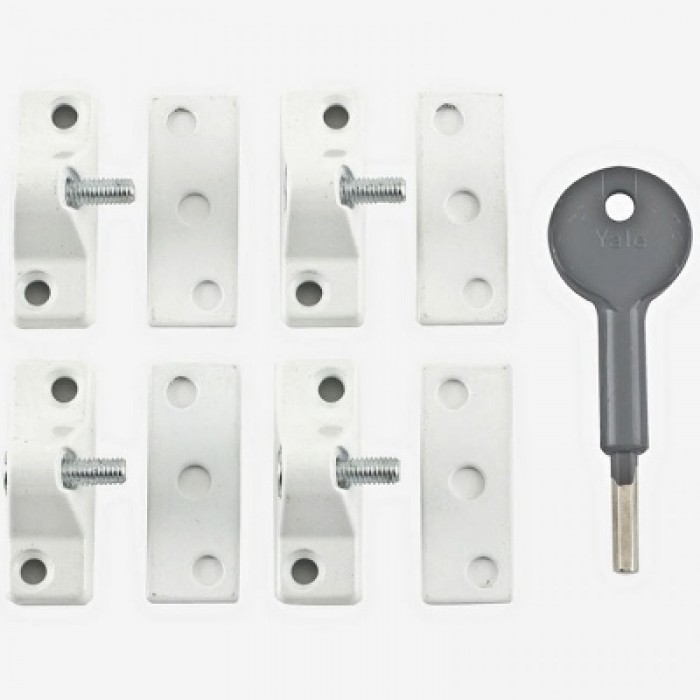 Yale 8k118 Multi Pack Wooden Casement Window Lock