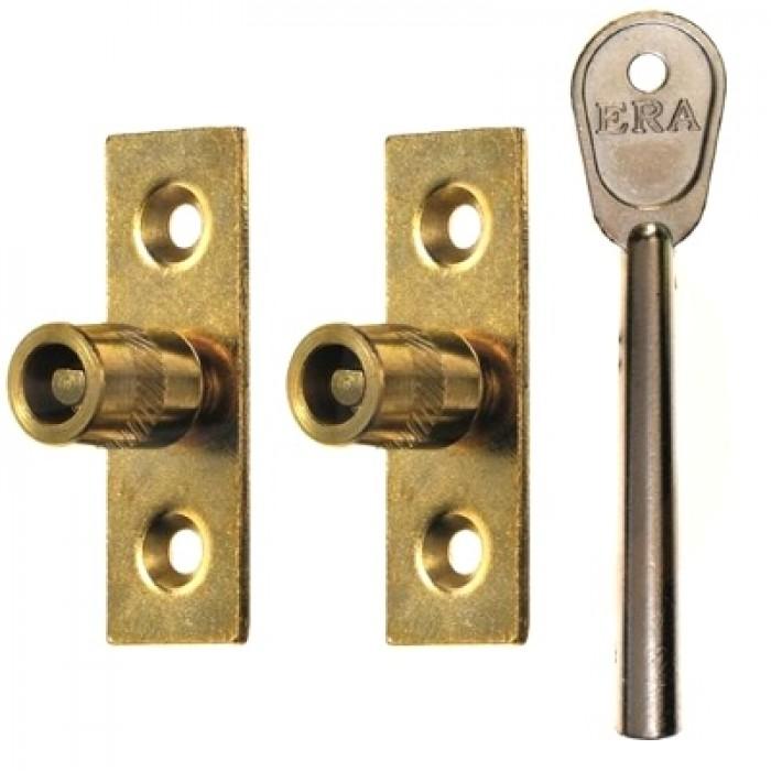 Era 822 Wooden Sash Window Lock