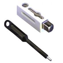 Ingersoll CM67K Casement Metal Window Lock