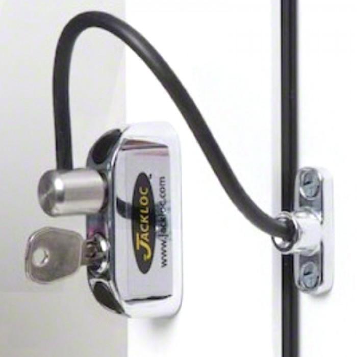 Jackloc Lockable Cable Window Restrictor