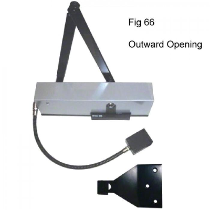 Electro Magnetic Door Closer