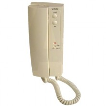 Videx 3112A Handset with Electronic Call Tone On Off Switch