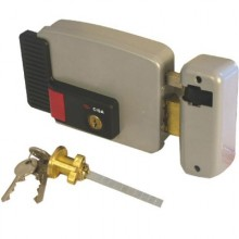 Cisa 11630 Electric Lock For Timber Doors with Key Overide