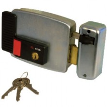 Cisa 11931 Electric Lock For External Metal Doors and Gates