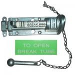 Break Glass Bolts