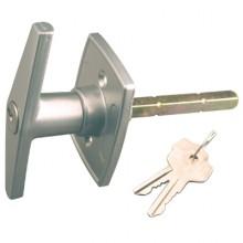 Starfleet STAR0010 T Locking Garage Door Handle