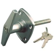 Birtley Easyfix T Locking Garage Door Handle