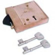 Willenhal Locks G5 5 Lever Gatelock