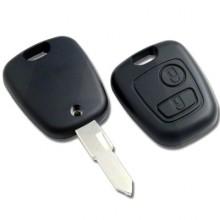 2 Button Remote Case To Suit Peugeot