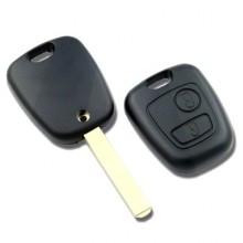 2 Button Remote Case To Suit Toyota, Citroën & Peugeot