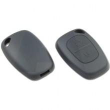 2 Button Remote Case To Suit Renault & Vauxhall