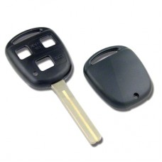 3 Button Remote Case To Suit Lexus and Toyota
