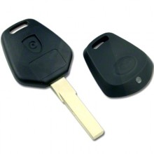 2 Button Remote Case To Suit Porsche