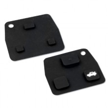 Silca TOYRS8 3 Button Spare Part For Remote Case