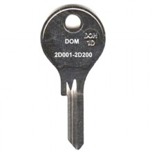 Dom 2D Series Cabinet Keys