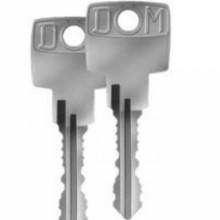 Dom 1H 2H 3H Series Cabinet Keys
