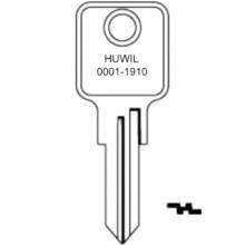 Huwil 0001 to 1910 Cabinet Keys