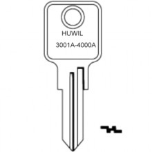 Huwil 3001A to 4000A Cabinet Keys
