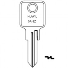 Huwil A0 to 9Z Cabinet Keys