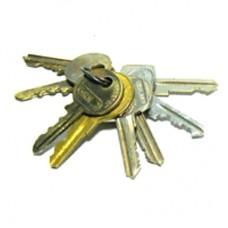 Alvis Car Keys