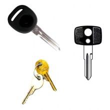 Cadillac Car Keys