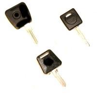 De Lorean Classic Car Keys