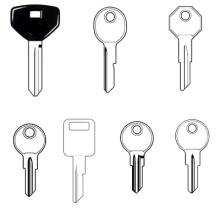 Jeep Classic Car Keys