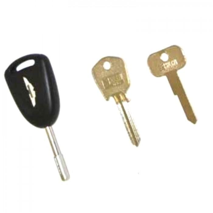Classic Car Keys Cut