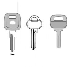 Volvo Classic Car Keys