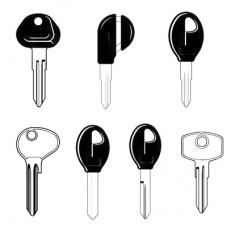Nissan Classic Car Keys