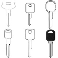 Oldsmobile Classic Car Keys